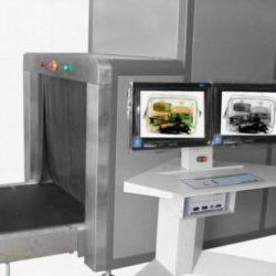 X-Ray Luggage Scanner IN NIGERIA
