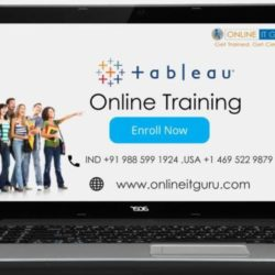 Tableau online Course India
