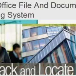 RFID Office File and Document Tracking Nigeria