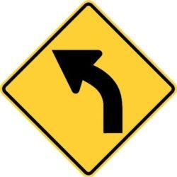 Aluminum-Reflective-Safety-Left-Curve-Warning-Sign-7982246