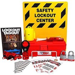 11-Piece-Electrical-Lock-Out-TagOut-LOTO-Safety-Center-Kit-7979785