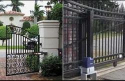 SLIDING AND SWING GATE AUTOMATION NIGERIA