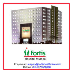 Fortis Hospital and Health Care Center in Mumbai. Call us today.