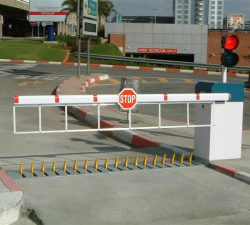BARRIER Automatic Tyre Killer Spike Vehicle Barrier in Nigeria