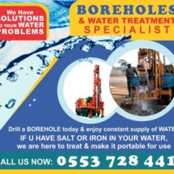 Dr Nyarko Boreholes Ghana. The best in country.
