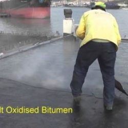 Hot melt oxidised Bitumen jpg