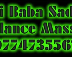 Ali Baba Sadik Mobile Massage services