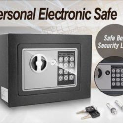 Digital Electronic Safe Box Keypad Lock Home Office Security Nigeria