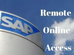 Remote Online Access24-01-2018