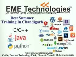 best summer training in chandigarh