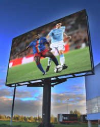 MULTIMEDIA OUTDOOR LED ADVERTISING DISPLAY NIGERIA