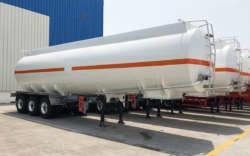 42Cbm fuel tanker