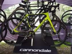 2018 Cannondale Bikes