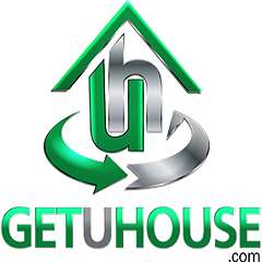Getuhouse real estate - logo