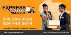 Express Delivery flyer