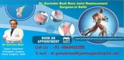 It's Time To Get Your Life Back! With Dr. Gurinder Bedi Best Joint Replacement Surgeon in Delhi