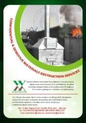 Destruction Services