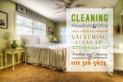 Copy of Cleaning Service Poster Template - Made with PosterMyWall