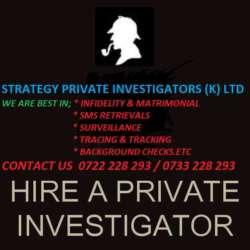 private investigators in kenya