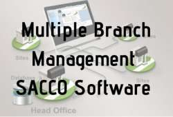 Multiple Branch Sacco Software