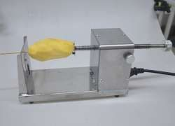 Electric potato cutter   ZGD-EPC-2