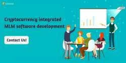 Cryptocurrency integrated MLM software development