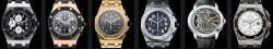 Audemars Piguet watches