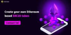 Create your own Ethereum based ERC20 token