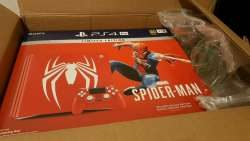 ps4 spider man new