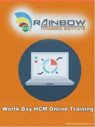 Workday HCM Online Training image