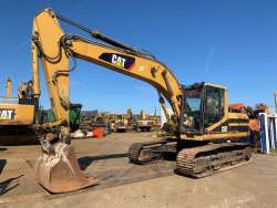 3362 - Caterpillar 320 BL 7JR01162 (4)